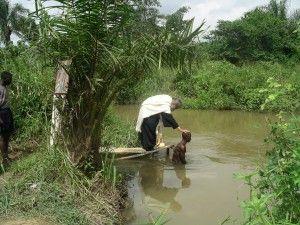 Βάπτιση στο Κογκό