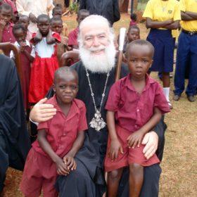 Πατριάρχης Αλεξανδρείας και πάσης Αφρικής Θεόδωρος Β΄