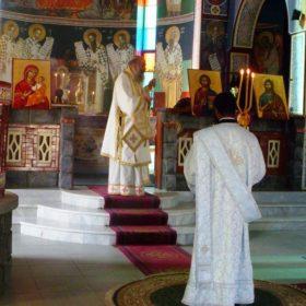 Θεία Λειτουργία στην Κινσάσα