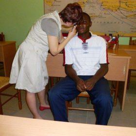 Οφθαλμιατρική εξέταση