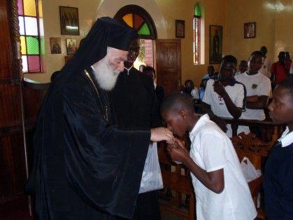 Οι νέοι της Ουγκάντας κοντά στο Χριστό