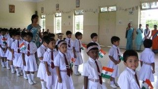 Παρέλαση για την εθνική γιορτή της Ινδίας
