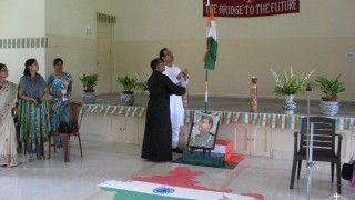 Εορτή της Εθνικής Ανεξαρτησίας της Ινδίας στο σχολείο μας
