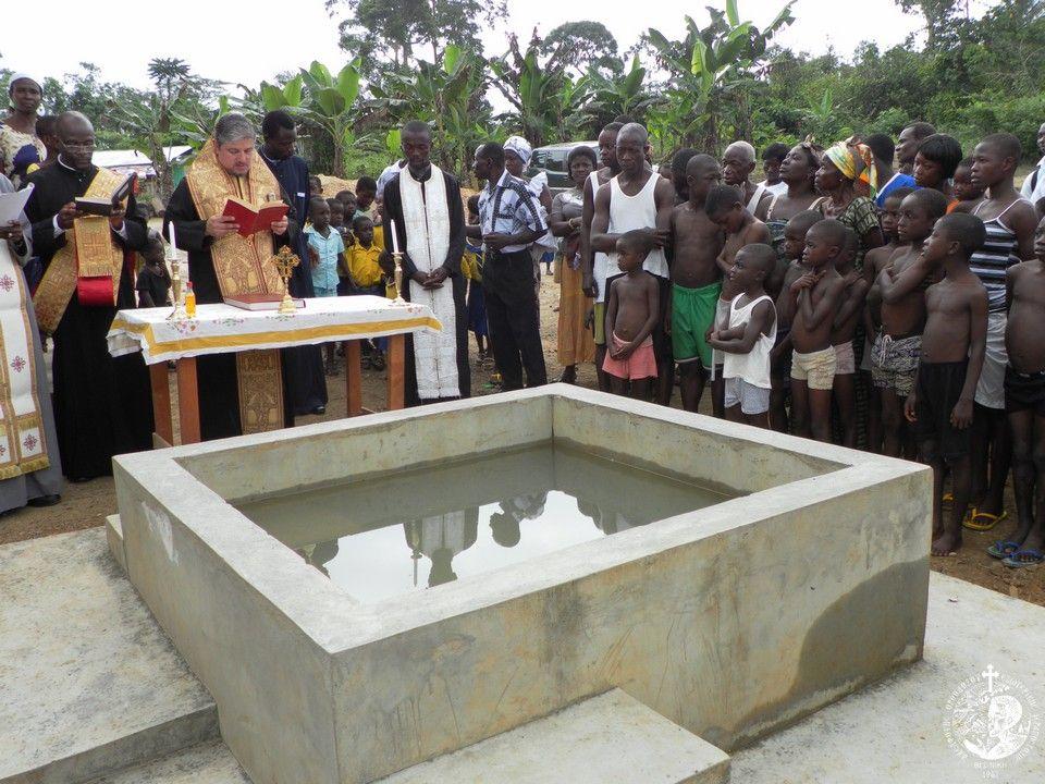 Ομαδικές βαπτίσεις