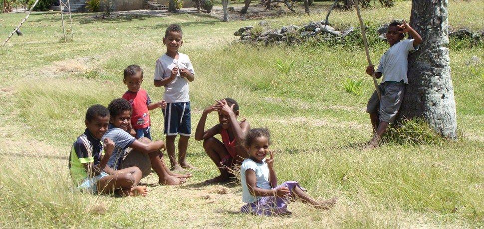 Παιδιά των Φίτζι