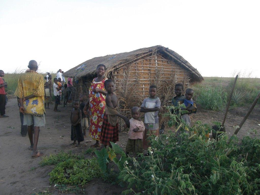 Στην ύπαιθρο του Κονγκό