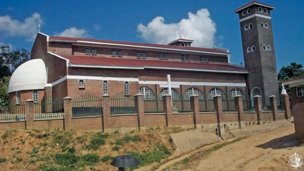 Ο Ιερός Ναός της Αναστάσεως στο Blantyre