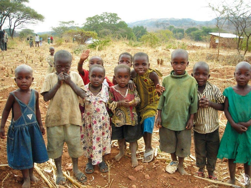 Παιδιά της Τανζανίας
