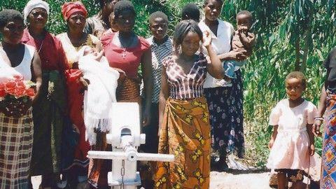 Πηγάδι νερού στο Μαλάουι