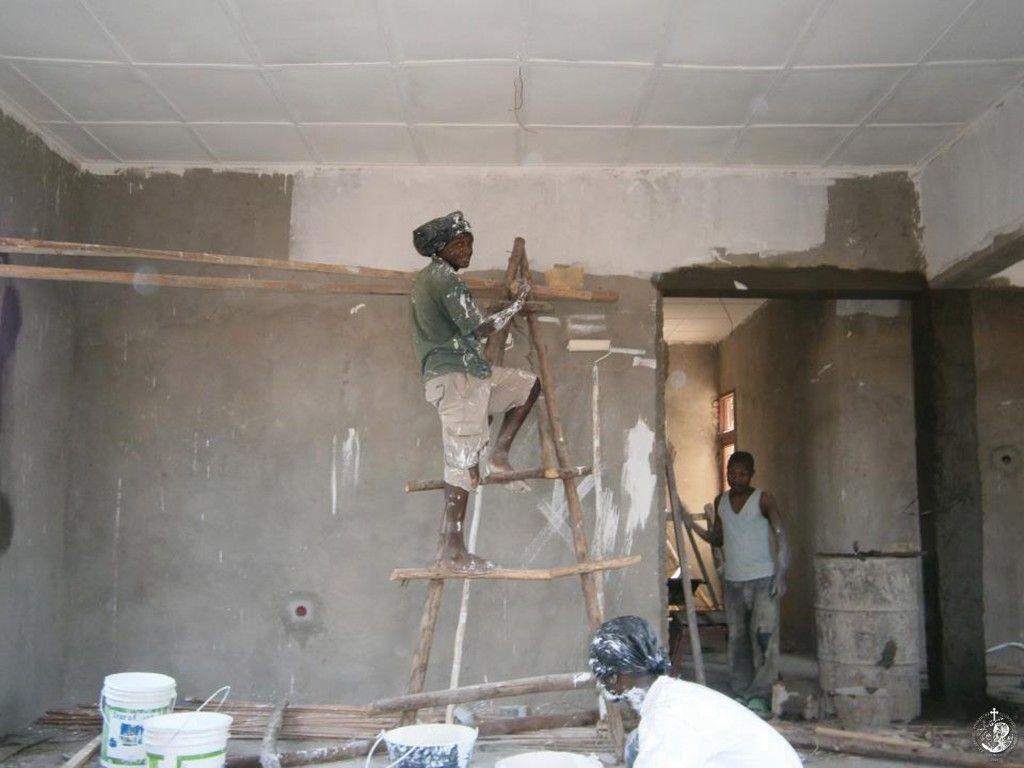 Στην κλινική μας στο Μπουρούντι