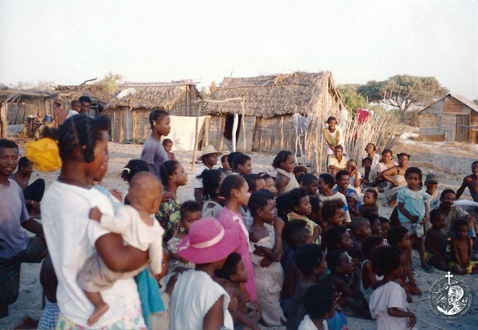 Κατήχηση στο χωριό Bevory