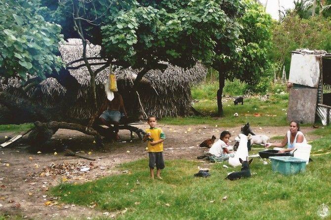 Από την καθημερινή ζωή στα νησιά Φίτζι