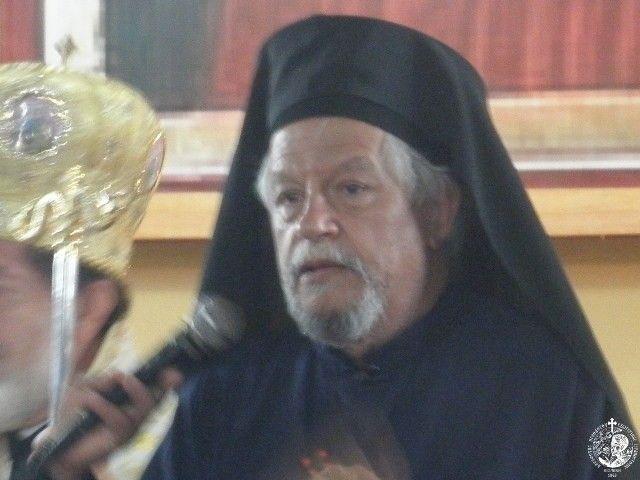 Ο Αρχιμανδρίτης π. Ανδρέας Giron