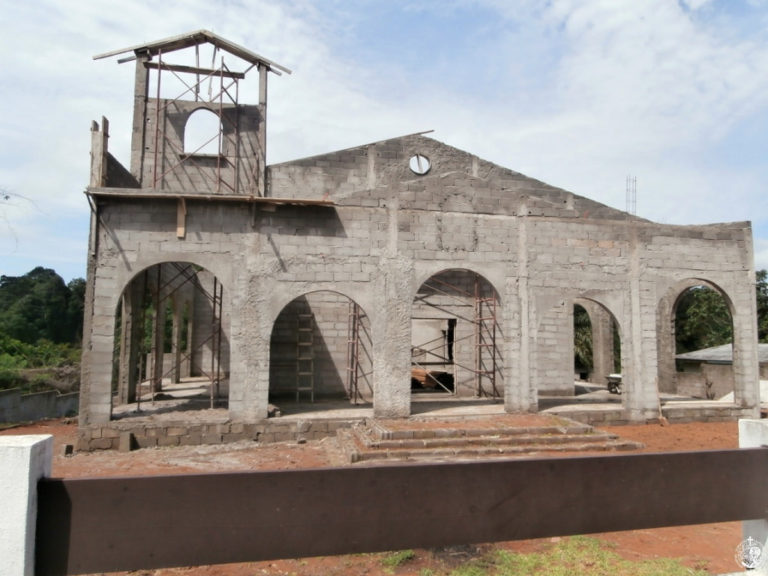 St. Charalampos's church, Sangmelima, Cameroon