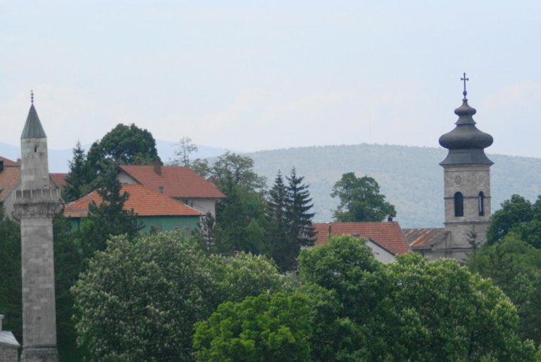 Ορθόδοξη Εκκλησία και ισλαμικό τέμενος