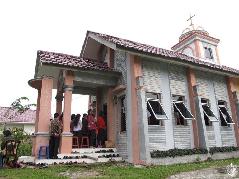 Το παρεκκλήσι της Κοιμήσεως της Θεοτόκου στο Medan, Sumatra