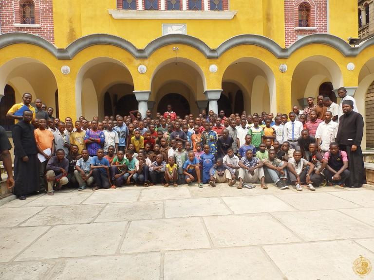 Σεμινάριο νεολαίας στην Κανάγκα
