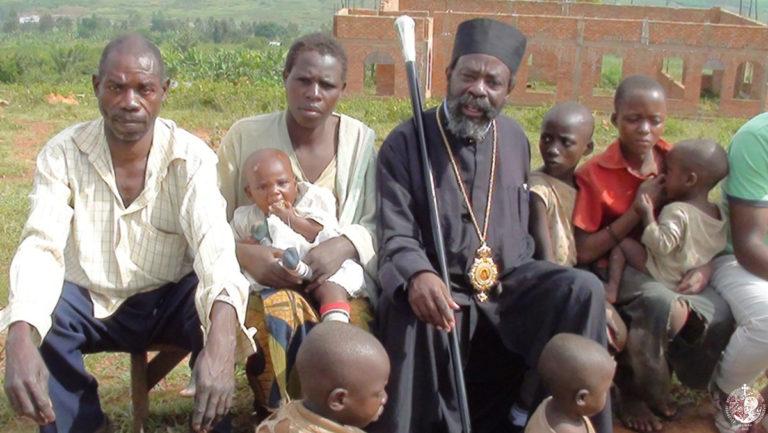 Innocentios of Burundi & Rwanda