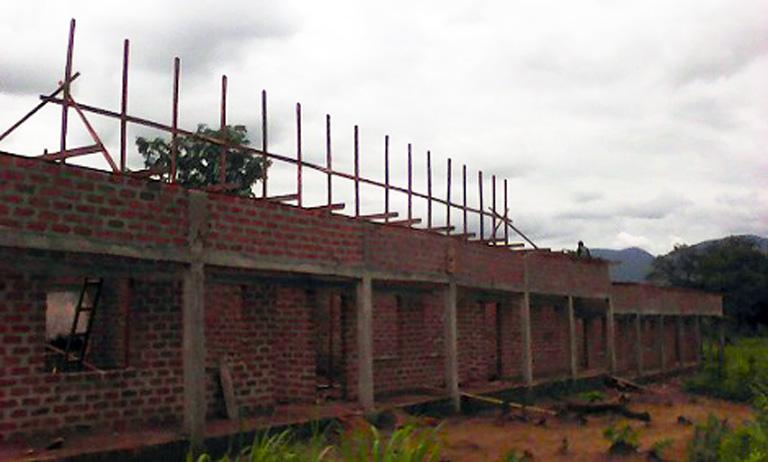 School in Benue, Nigeria