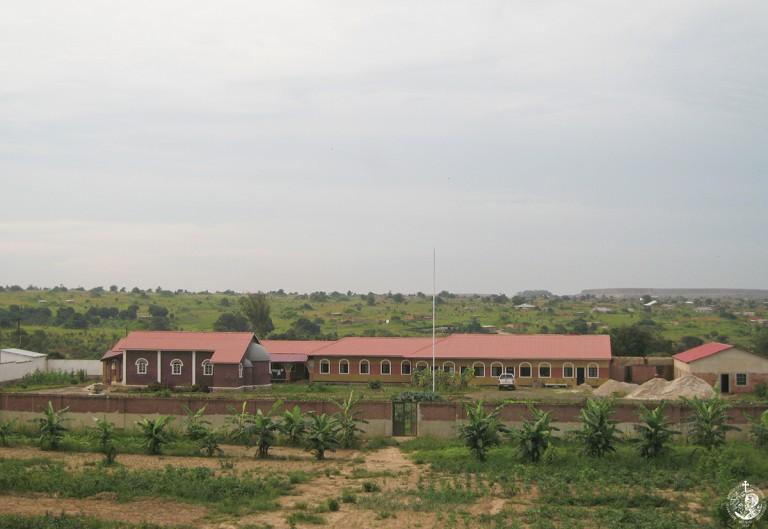 Η Ιερά Μονή Αγίων Αποστόλων Kolwezi