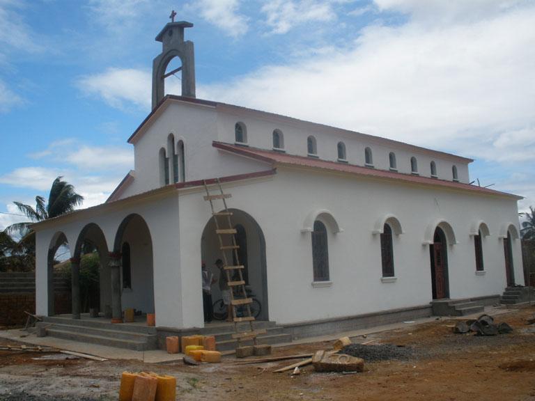 Ιερός Ναός Αγίων Αρχαγγέλων Diego