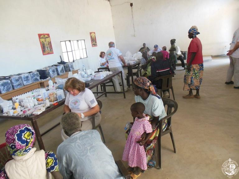 Ιατρείο της Ιεραποστολής στο βόρειο Καμερούν