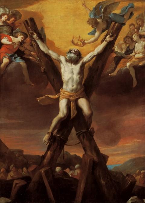 Mattia_Preti_-_The_crucifixion_of_St_Andrew_-_Google_Art_Project