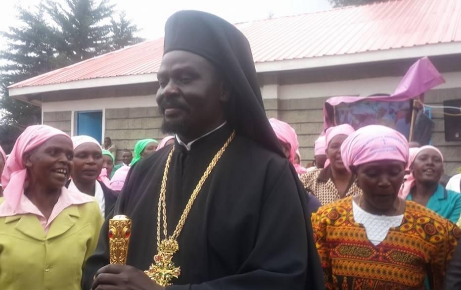 Επίσκοπος Νυέρι Νεόφυτος