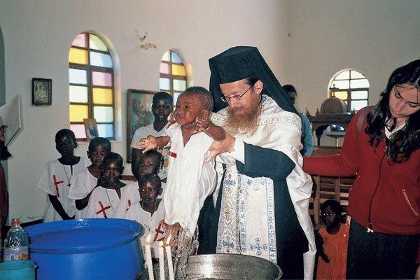 Επίσκοπος Μαλάουι Φώτιος