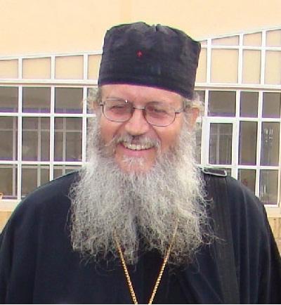 π. Θεολόγος Χρυσανθακόπουλος
